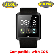 Original U10L U10S Sport Bluetooth Smart Wrist Watch for IOS Android