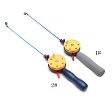 Mini Ice Fishing Rod With Fishing Reel Ultra-light