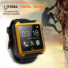 Original UTerra Smart Bluetooth SMS Wristwatch Sports Outdoor Watch
