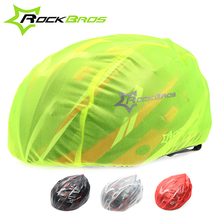 Rockbros Cycling Helmet Covers Bike Bicycle Rainproof Cover Ultra-light Cover