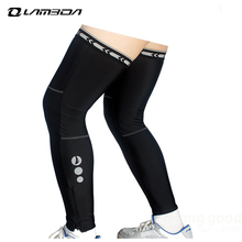 LAMBDA Bicycle Mountain Bike Wind And Sunscreen Thin Section Riding Leg Sleeve Equipment