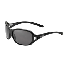 Bolle Solden Shiny Black Adult Sunglasses Pol TNS