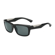 Bolle Jude Shiny Black Adult Sunglasses Pol TNS