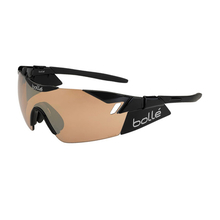 Bolle 6th Sense Shiny Black Sunglasses Modulator V3 Golf