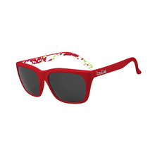 Bolle 527 Shiny Red Camo Sunglasses TNS Gun