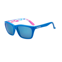 Bolle 527 Shiny Blue Sunglasses Pol GB10