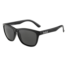 Bolle 473 Shiny Black Sunglasses Pol TNS