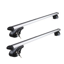 Mitsubishi Pajero NP-NW Roof Racks Cross Bars 135cm Lockable