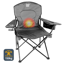 Explore Planet Earth Lava Heated Chair