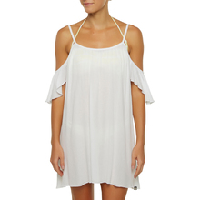 Ocean & Earth Ladies All Day Dress White