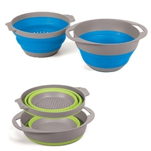 Companion Pop Up Colander and Bowl