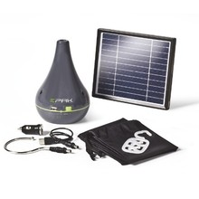 Companion Epak Lithium Solar Light and Panel Kit