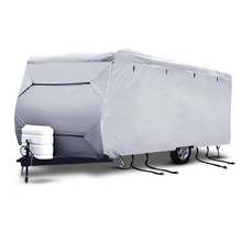 Small 4 Layer Heavy Duty Campervan Waterproof Cover