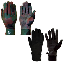 XTM Kids Gloves Arctic Liner Glove - Black