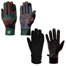 XTM Unisex Gloves Arctic Liner Glove Black