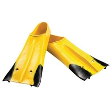 Finis Z2 Gold Zoom Fins Short Blade Swim Fins - Yellow