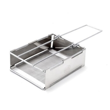 GSI Stainless Steel Folding Toaster