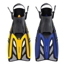 Mirage Adult Gold Series Crystal Fins