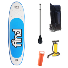 "FIND™ 10'6"" Techlite Inflatable ISUP Stand Up Paddle Board"