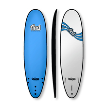 "Find 7'0"" Tuffpro Mini Mal Soft Surfboard Blue"