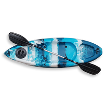 FIND™ Grommy Junior Kayak Ice Camo with Kid Paddle