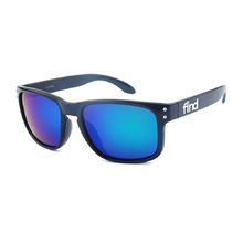 FIND™ Menace Blue Revo Polarised Sunglasses