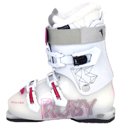 Alpina Ruby 5 White Womens Recreational Ski Boots