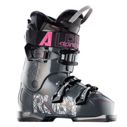 Alpina Ruby 6 Black Womens Advanced Ski Boots