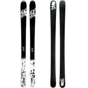 Force FRX Rebel 180cm Freeride All-Mountain Twin Tip Ski