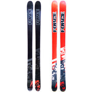 Force FRX Anarchy 180cm All-Mountain Twin Tip Ski
