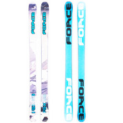 Force FSX Blue 155cm Park/Pipe/All-Mountain Twin Tip Ski