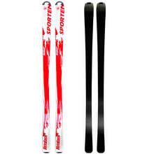 Sporten Limber 173cm All Mountain Carve Ski + Tyrolia Binding Package