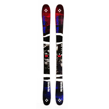 Five Forty Reverse Twin Tip Snow Skis -125cm