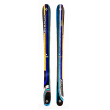 Five Forty Park Twin Tip Snow Skis -135cm