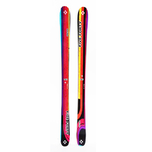 Five Forty Sound Twin Tip Snow Skis with Tyrolia SP AC 7.5 Binding -145cm