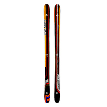 Five Forty Park Twin Tip Snow Skis - 175cm