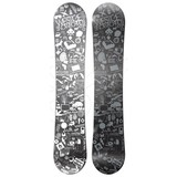 Westige Icon 149cm Wide Freestyle Snowboard Camber