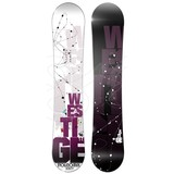 Westige Party 120cm Kids Freestyle Snowboard Camber
