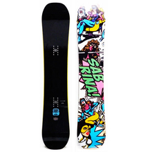 Sabrina Snowboard Groovy WC Camber 143cm