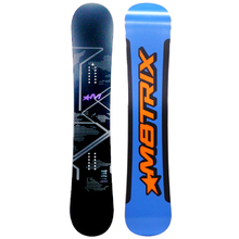 Matrix Snowboard Sandwich Rad Triple Rocker 153cm