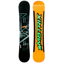 Matrix Snowboard Sandwich Rad Triple Rocker 156cm
