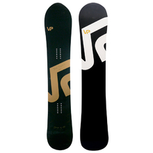 VP Snowboard Sandwich Black Signature Camber 164cm Wide