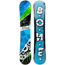 Bone Snowboard Sandwich Head Crash Rocker 159cm
