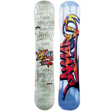 Lamar Snowboard Sandwich Word Triple Rocker 159cm Wide