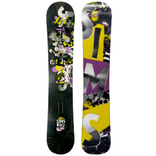 Sims Snowboard Sandwich Quest Camber 154cm