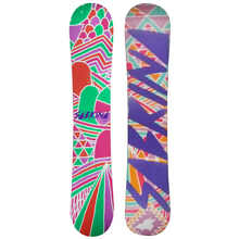 Sabrina Snowboard Sandwich Shapes Rocker 144cm