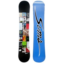 Sims Snowboard Sandwich Rules Camber 130cm