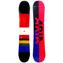 Aria Snowboard Fullcap Phase Flat Camber 154cm