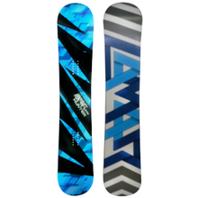 Lamar Snowboard Fullcap Hunter Flat Rocker Package 158cm