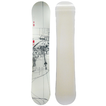 Sims Snowboard Sandwich Absolute Flat Camber 160cm